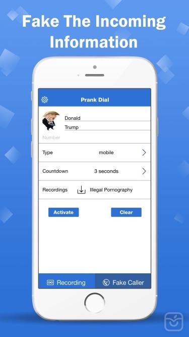 تصاویر Prank Call App - Spoof Dial