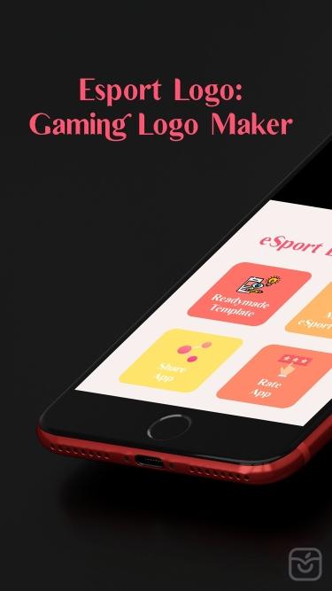 تصاویر Esport Logo: Gaming Logo Maker