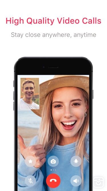 تصاویر JusTalk Video Chat & Messenger
