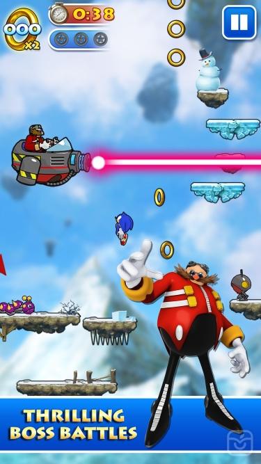 تصاویر Sonic Jump™