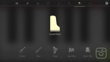 تصاویر Real Piano