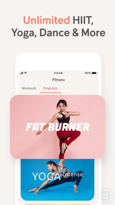 تصاویر Gymondo: Fitness & Yoga