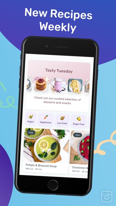 تصاویر YAZIO Fasting & Food Tracker