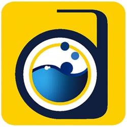 لوگو خشکشویی آنلاین واش ماش