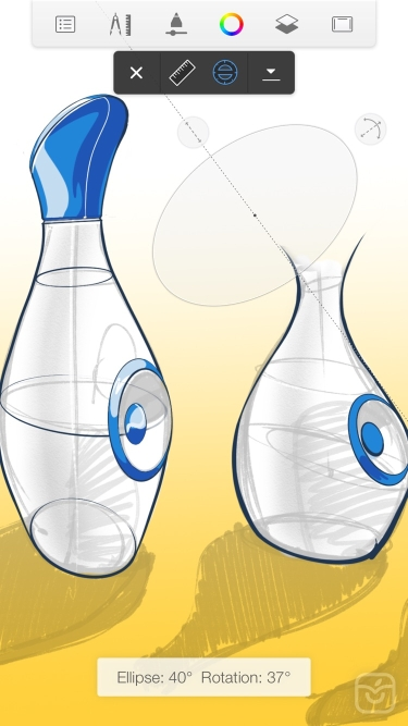 تصاویر Autodesk SketchBook