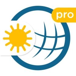 لوگو Weather & Radar Pro