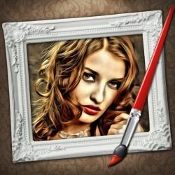 لوگو Portrait Painter