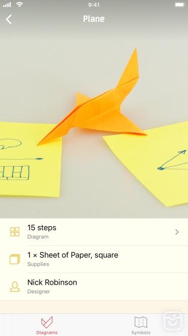 تصاویر Office Origami
