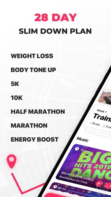 تصاویر Weight Loss Running by Verv