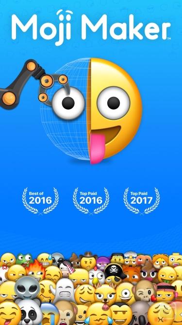 تصاویر Moji Maker™ | Emoji & Avatar