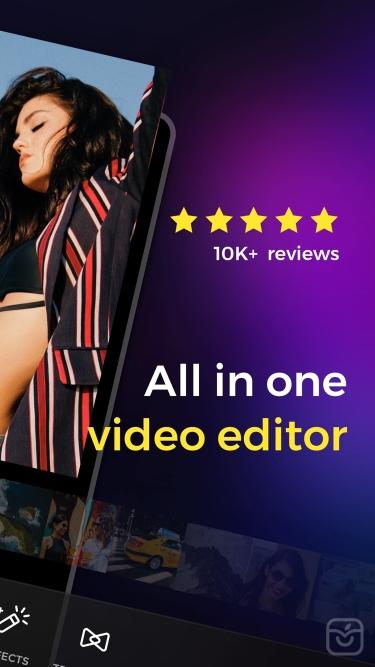 تصاویر + StoryWave - Video Editor