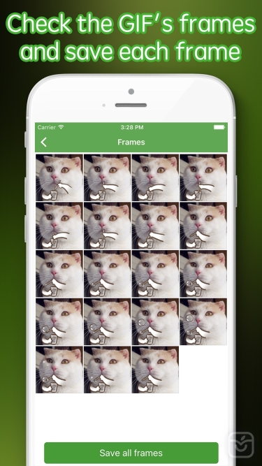 تصاویر GIF Maker for Instagram- GIF to Video to Instagram