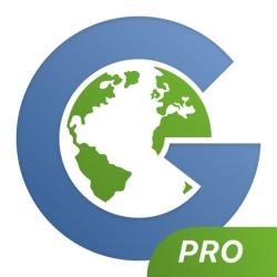 لوگو Guru Maps Pro