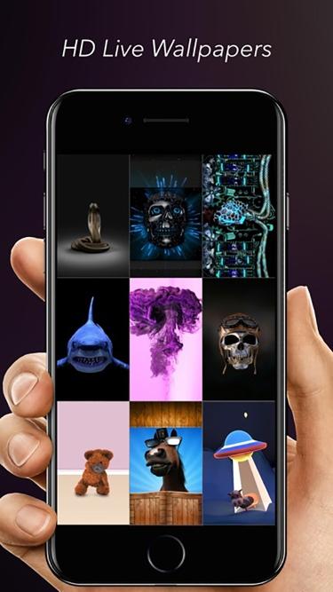 تصاویر ThemeGear - Live Wallpapers