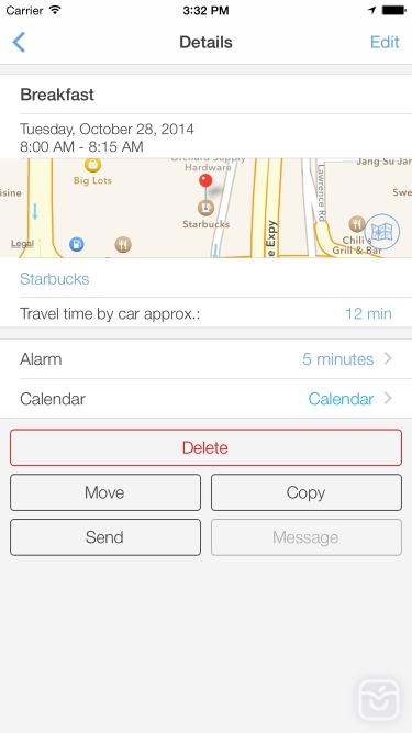تصاویر miCal - The missing Calendar