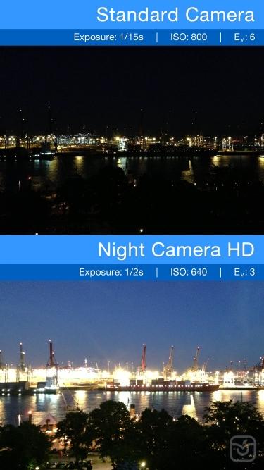 تصاویر Night Camera HD
