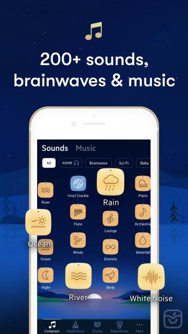 تصاویر Relax Melodies: Sleep Sounds
