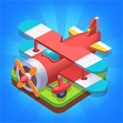 لوگو Merge Plane - Best Idle Game