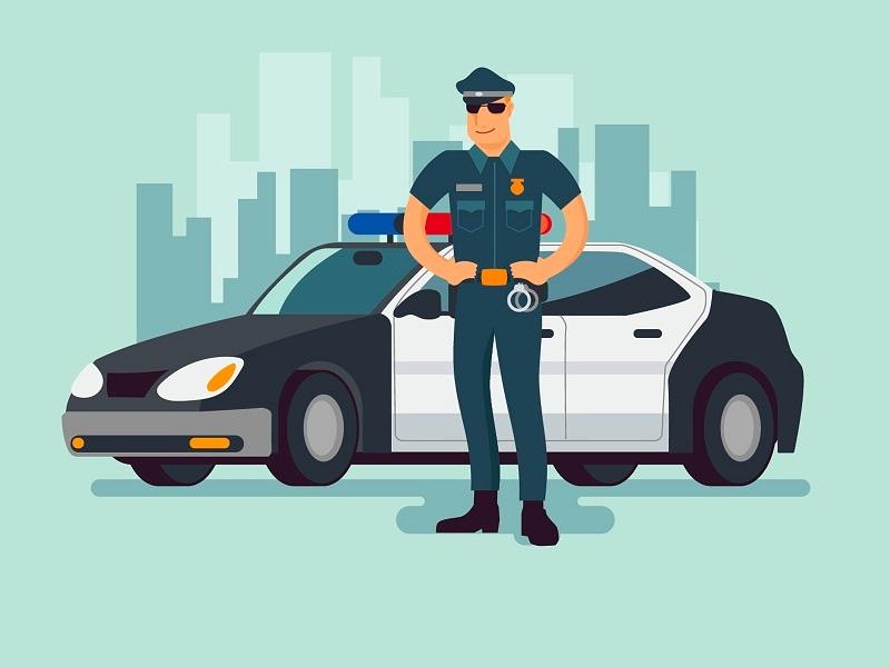 پلیس من