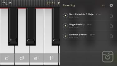 تصاویر Real Piano™