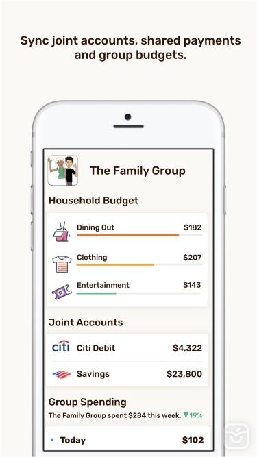 تصاویر Wally - Smart personal finance
