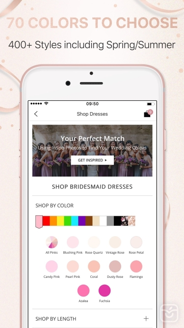 تصاویر Azazie:Shop Bridesmaid Dresses