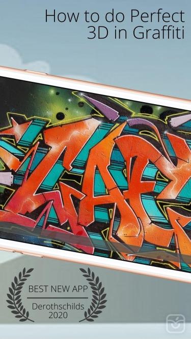 تصاویر How to Draw Graffiti App