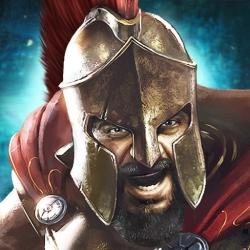 لوگو Call of Spartan