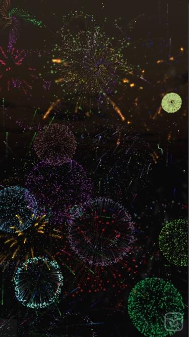 تصاویر Fireworks Tap