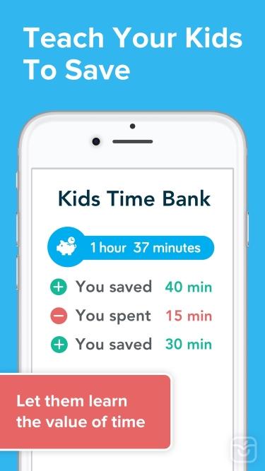 تصاویر Parental Control App - unGlue