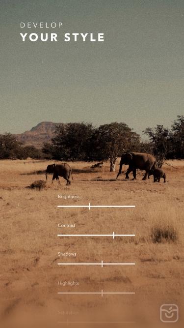 تصاویر WILD SHOT - Photo Filter Grain