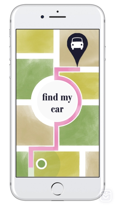 تصاویر Find My Car Parking Location