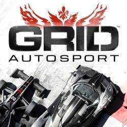 لوگو GRID™ Autosport