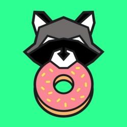 لوگو Donut County