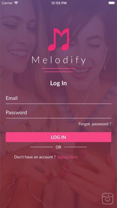 تصاویر Melodify Music and Podcasts