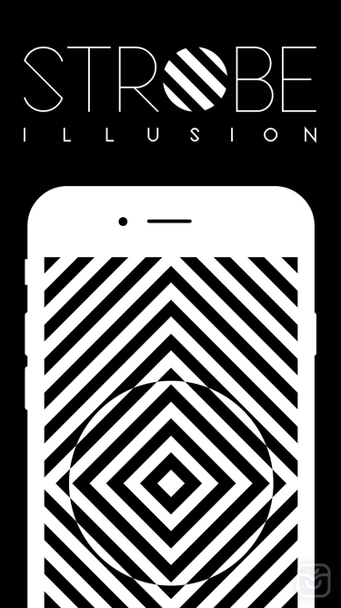 تصاویر Strobe Illusion