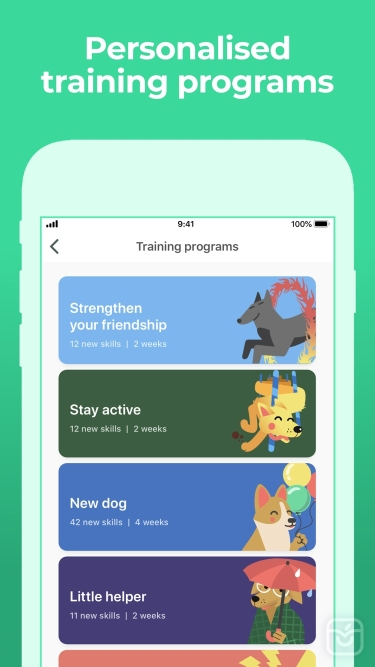 تصاویر Dog Training & Clicker by Dogo