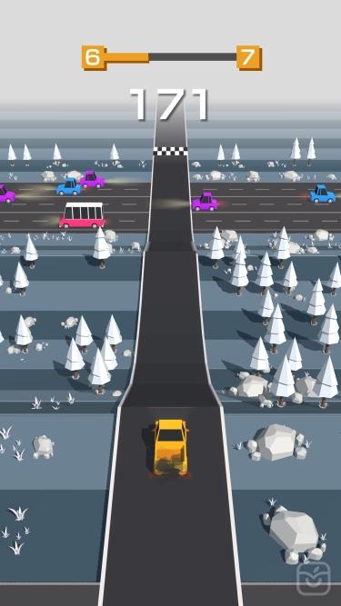 تصاویر Traffic Run!
