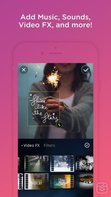 تصاویر VidLab - Video Editor & Movies