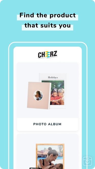 تصاویر CHEERZ - Photo Printing