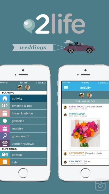 تصاویر 2life Wedding Planner