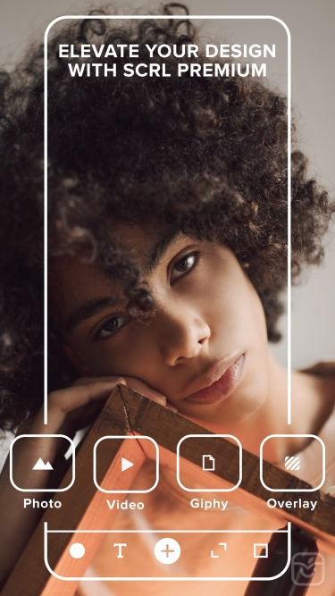 تصاویر SCRL: Carousel Collage Maker