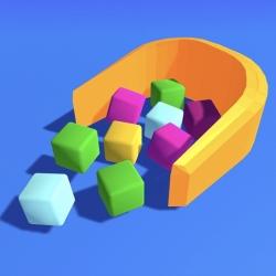 لوگو Collect Cubes