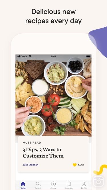 تصاویر Kitchen Stories Recipes