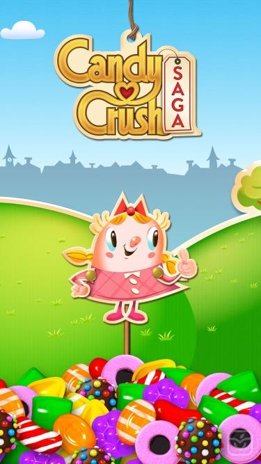 تصاویر Candy Crush Saga