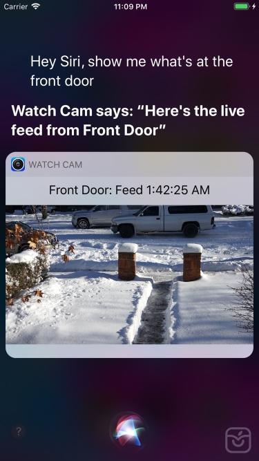 تصاویر Watch Cam for Nest Cam