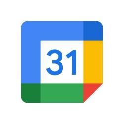 لوگو Google Calendar: Get Organized