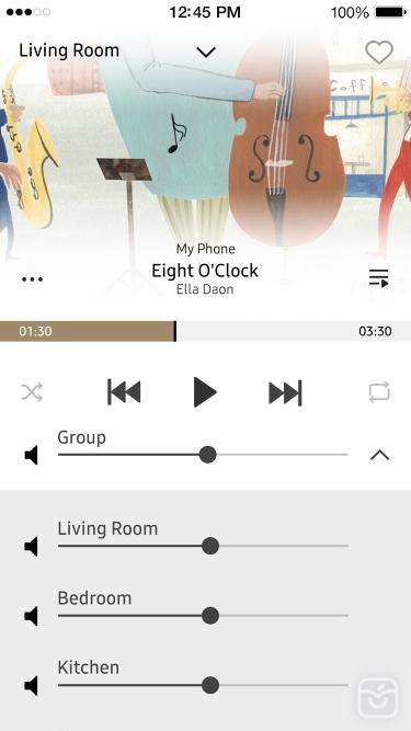 تصاویر Wireless Audio : Multiroom