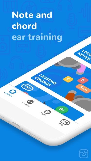 تصاویر EarForge: Learn Ear Training
