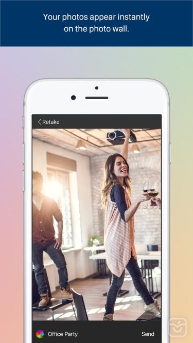 تصاویر PhotoWall+ Cam – the Companion App for PhotoWall+